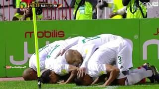 Algeria vs Tanzania 7 0 All Goals & Highlights 17 11 2015