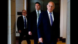 John Kelly, Trump attorney attendance at Russia probe briefing on raises eyebrows