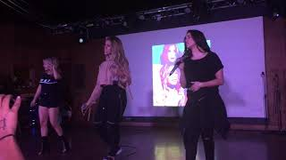 """Fifth Harmony - """"Don't Say You Love Me"""" - FYE Album Release Party (August 26th, 2017)"""