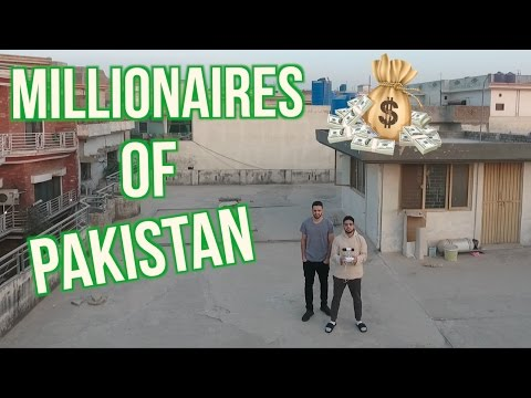 watch SLUMDOG MILLIONAIRES OF PAKISTAN!