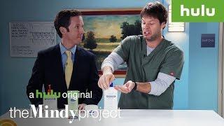 Morgan Gives Helpful Advice On Moisturizing • The Mindy Project on Hulu