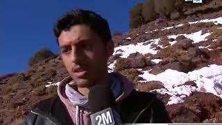 التساقطات الثلجية تسببت في عزل العديد من القرى بإقليم أزيلال لمدة أسبوع كامل