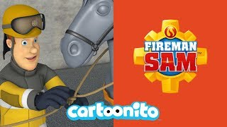 Fireman Sam | Wheels On The Bus Won't Stop | Cartoonito UK 🇬🇧