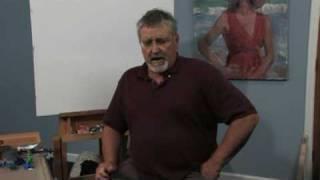 Free Art Lesson - Don Hatfield - Advantage of Live Models