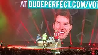 Dude Perfect tour 2019, Atlanta GA