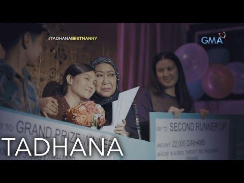 Xxx Mp4 Tadhana OFW Wins 'The Best Nanny' In UAE 3gp Sex