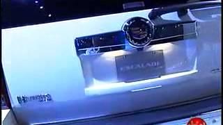 2009 Hybrid Escalade - LA Car Show - CNET TV