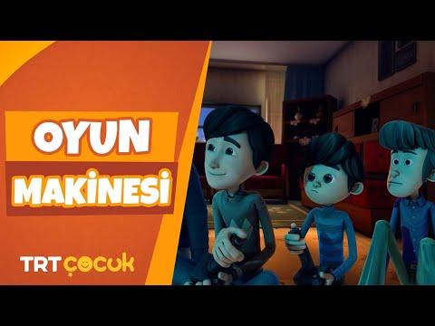 TRT ÇOCUK / RAFADAN TAYFA / OYUN MAKİNESİ