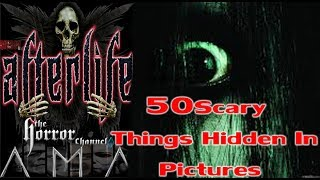 50 Scary Things Hidden In Pictures