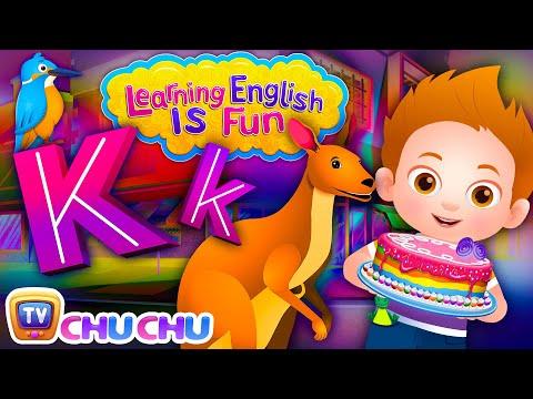 Xxx Mp4 Alphabet K Song Learning English Is Fun™ ChuChu TV Phonics Words For Preschool Children 3gp Sex
