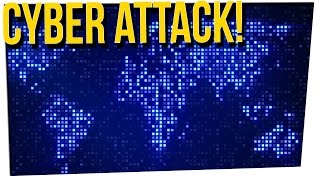 """WannaCry"" Ransomware Hits Computers Worldwide ft. DavidSoComedy"