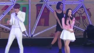 f(x) Victoria & Zhoumi 150321 Loving u SMT Taiwan