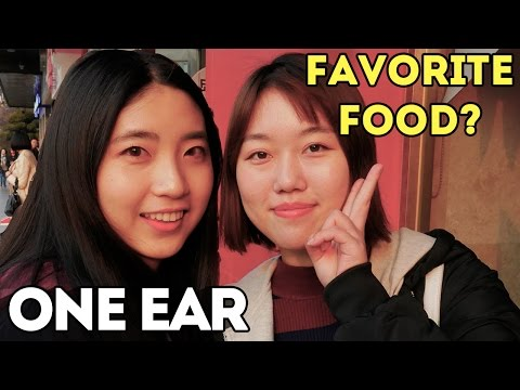 What's Your Favorite Food In Korea? (Oneear)