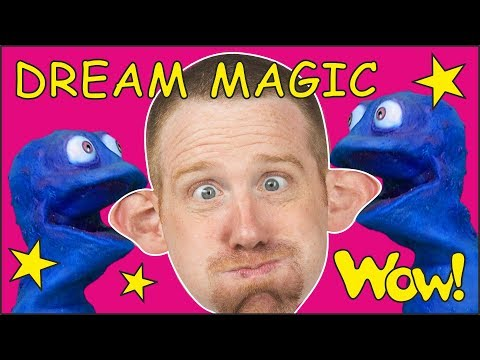 Dream English Magic Story for Kids with Steve and Maggie with Bobby | Learn Speaking Wow English TV