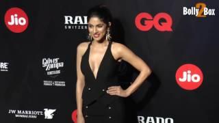 Sapna Pabbi At GQ Best Dressed Awards 2017