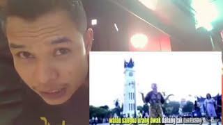 Viral di malaysia:REACTION lagu TAK TUN TUANG:apa makna tak tun tuang?