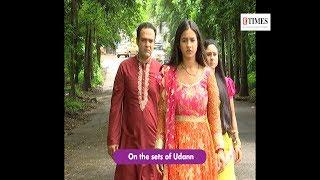Udann: Chakor is grieve-stricken, Saanvi seeks help