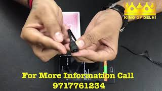 Smallest Lens For Cheating In Playing Cards For CVK 500 Mobile Device Call 9717761234