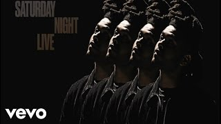 The Weeknd - Can't Feel My Face (Live On SNL)