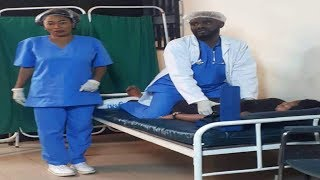 Chief Imo Comedy | have u see this? Doctor & Doctoress || chief imo & magi  turns doctor COMING SOON