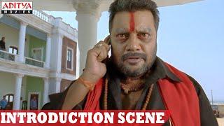 Yevadu Movie    Sai Kumar Introduction Scene    Ram Charan, Shruthi Hasan