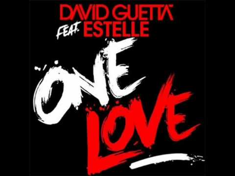 David Guetta & Estelle - One Love ♥♫♪