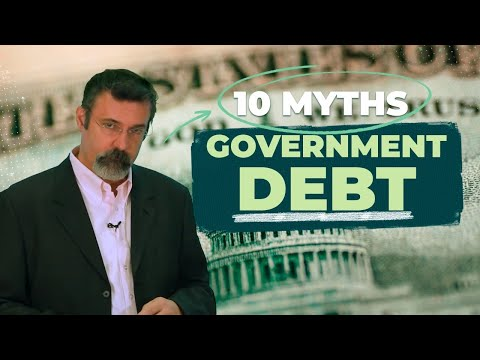Xxx Mp4 10 Myths About Government Debt 3gp Sex