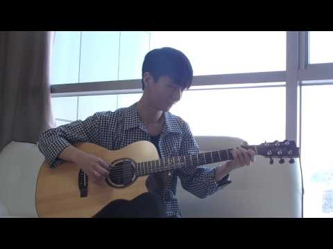 (AKMU) 오랜 날 오랜 밤 Last Goodbye - Sungha Jung