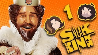 Sneak King: Cool Burgers - PART 1 - Game Grumps