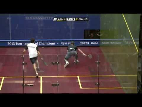 Squash : J.P. Morgan Tournament of