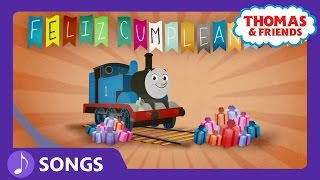 Happy 70th Birthday | Steam Team Sing Alongs | Thomas & Friends
