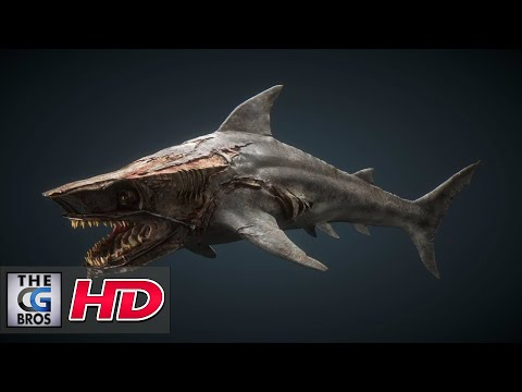CGI & VFX Showreels Creature Character Modeling Reel by Romain Thirion