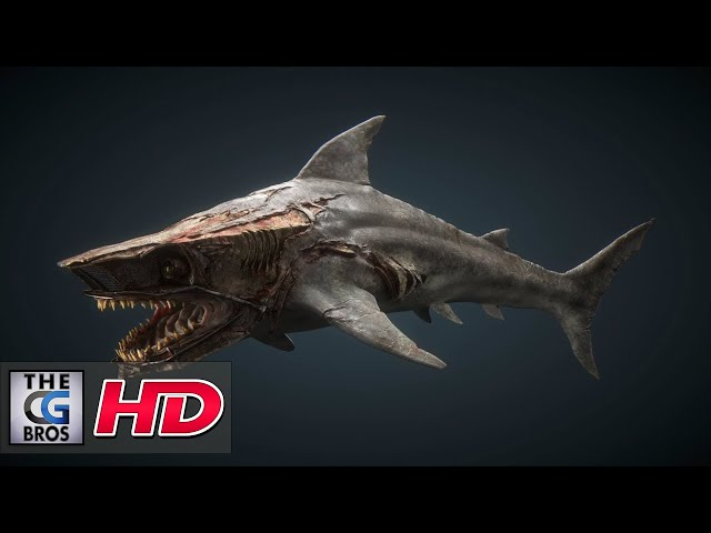 """CGI & VFX Showreels: """"Creature/Character Modeling Reel"""" - by Romain Thirion"""