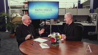 Archbishop Vincenzo Paglia discusses the canonization of Blessed Óscar Romero and Amoris Laetitia