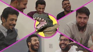 التمساح الحلقة ١١٣ : المهرجانية القطرية جزء ٢   Temsa7LY