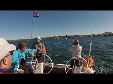 Viviane sailing yacht (Bavaria 40S) at Bavaria Cup 2013