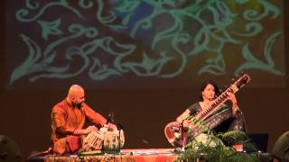 Alif Laila, Raag Jog,concert hosted by World Artists Experiences