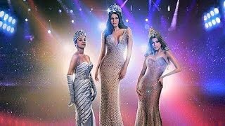 Miss Universe Colombia - Evening Gown 2001-2015