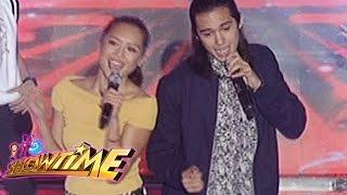It's Showtime: Tommy, Miho perform 'Kapag Tumibok Ang Puso'