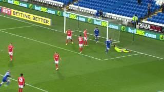 GOALS: Cardiff City 3-2 Huddersfield Town