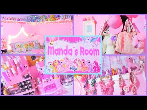 Girly Room Tour!