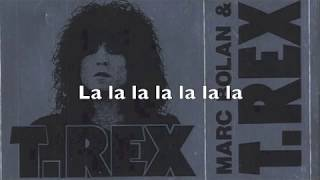 T.Rex - Hot love + lyrics