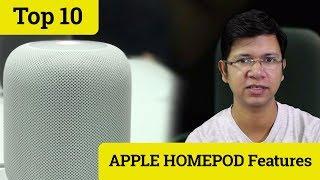 Top 10 Apple Homepod wireless speaker Features
