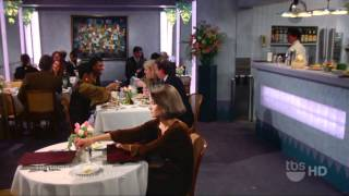 Seinfeld - Eating and Kitchen etiquette