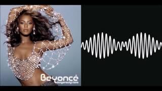 Beyoncé vs Arctic Monkeys 'R U Naughty?' Mash Up