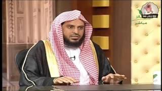 ما حكم تقليد العامي لمذهب فقهي أو إمام بدون معرفة دليله؟... // الشيخ عبدالعزيز الطريفي