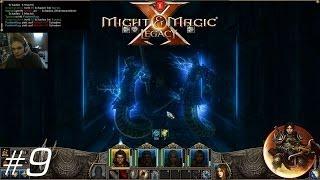 Let's Play Might and Magic X: Legacy #9 - Der Leuchtturm der Naga