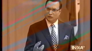 Akbaruddin owaisi India tv show mein kya bol diya
