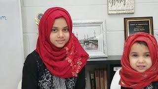 #LiVEwithMaryam - Learn Arabic Alphabet With Fatima