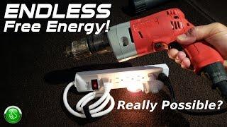 EXPOSED: Endless Free Energy Power Strip